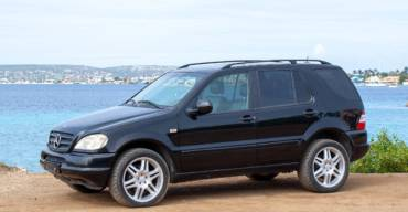 Mercedes ML V8